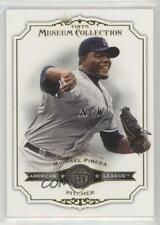 2012 Topps Museum Collection #76 Michael Pineda New York Yankees Baseball Card