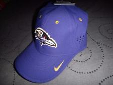 NIKE NFL BALTIMORE RAVENS LEGACY 91 FOOTBALL DRI FIT HAT ONE SIZE NWT $32.00