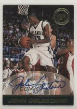 1999 Press Pass SE Autographs #JOCE John Celestand Villanova Wildcats Auto Card