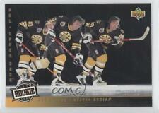 1993-94 Upper Deck #282 Joe Juneau Boston Bruins Hockey Card