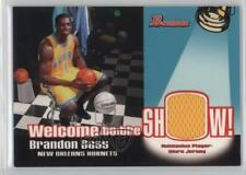 2005-06 Bowman Draft Picks & Prospects Welcome to the Show! #WSR-BB Brandon Bass