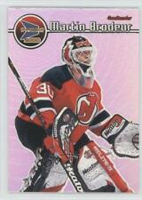 1999-00 Pacific Prism #79 Martin Brodeur New Jersey Devils Hockey Card