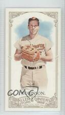 2012 Topps Allen & Ginter's Minis #80 Brooks Robinson Baltimore Orioles Card