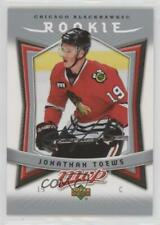2007 Upper Deck MVP #351 Jonathan Toews Chicago Blackhawks RC Rookie Hockey Card