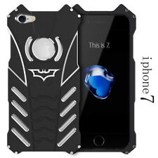 Batman Shockproof Aluminum Bumper Metal Back Case Cover For iPhone 8/8Plus/7/7+