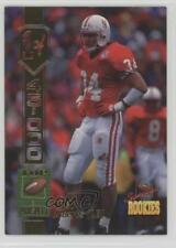 1994 Signature Rookies #2 Trev Alberts Nebraska Cornhuskers Rookie Football Card