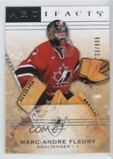 2014 Upper Deck Artifacts 102 Marc-Andre Fleury Team Canada (National Team) Card