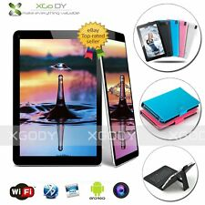 "9""Inch Android 4.4 Quad Core Capacitive Touch Screen Bluetooth WIFI Tablet PC UK"