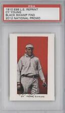 2012 1910 E98 Black Swamp Find Reprints 956 Cy Young PSA Authentic Baseball Card