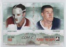 2012-13 In the Game Forever Rivals Series #PM-04 Jacques Plante Tim Horton Card