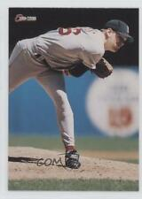 1994 O-Pee-Chee Diamond Dynamos #17 Aaron Sele Boston Red Sox Baseball Card