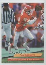 1992 Fleer Ultra #168 Tim Barnett Kansas City Chiefs Football Card