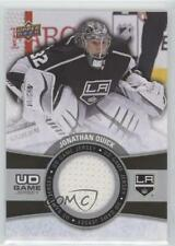 2015 Upper Deck UD Game Jersey Series 2 #GJ-JQ Jonathan Quick Los Angeles Kings