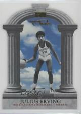 2011 Fleer Retro Competitive Advantage 6CA Julius Erving Massachusetts Minutemen
