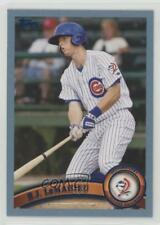 2011 Topps Pro Debut Blue #246 DJ LeMahieu Daytona Cubs Rookie Baseball Card