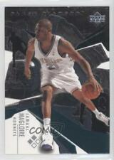 2003-04 Upper Deck Black Diamond #107 Jamaal Magloire New Orleans Hornets Card
