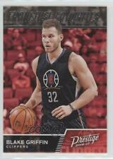 2016-17 Panini Prestige Franchise Favorites 4 Blake Griffin Los Angeles Clippers