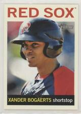 2013 Topps Heritage Minor League Edition 50.1 Xander Bogaerts (Base) Rookie Card