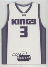 2016-17 Panini Threads Team Rookie Die-Cuts #26 Skal Labissiere Sacramento Kings