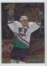 1996-97 Flair #2 Paul Kariya Anaheim Ducks (Mighty of Anaheim) Hockey Card