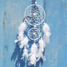 Handmade Ornament Craft Gift Dream Catcher With Feathers Wall Hanging Decoration
