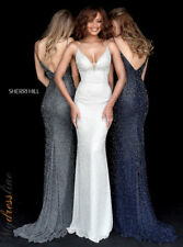 Sherri Hill 50860 Long Evening Dress ~LOWEST PRICE GUARANTEE~ NEW Authentic Gown
