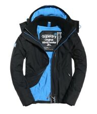 New Mens Superdry Arctic Hooded Windcheater Winter Jacket