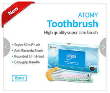 High Quality Super Slim Gold Powder coated Toothbrush FDA 1st Class Registration