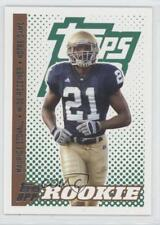 2006 Topps Draft Picks and Prospects (DPP) #140 Maurice Stovall Football Card