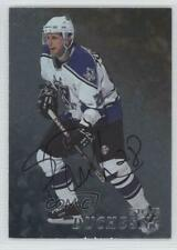 1998-99 In the Game Be A Player Silver Autographs #215 Steve Duchesne Auto Card