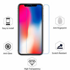 Front Matte/ Anti-Glare Screen Protector Protective Film Skin For iphone X Lot