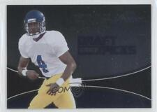 2002 Playoff Prestige Draft Picks DP-14 Marquise Walker Michigan Wolverines Card