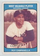 1985 TCMA Most Valuable Player National League ROCA Roy Campanella Baseball Card