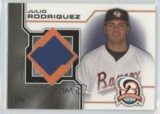 2013 Topps Pro Debut Minor League Materials #MLM-JR Julio Rodriguez Bowie Baysox