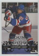 2008-09 Upper Deck #230 Lauri Korpikoski New York Rangers RC Rookie Hockey Card