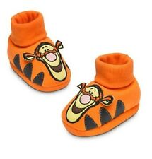 TIGGER~PLUSH~Baby~SLIPPERS~Costume~InFanT~Winnie the Pooh~NWT~Disney Store