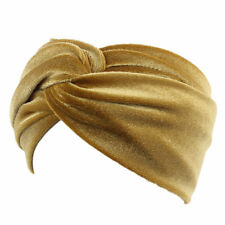 Wide Stretch Headband Woman Girl Knot Hairband Turban Headband Bandana Headwear