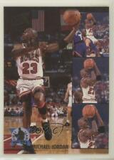 1993-94 Fleer Ultra All-NBA Team #2 Michael Jordan Chicago Bulls Basketball Card