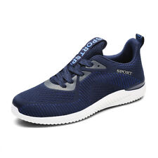 Mens Fashion Running Shoes Breathable Athletic Casual Sneaker Sport Hiking Shoes