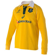 Wallabies 2016 Traditional Long Sleeve Jersey - Sizes S - 4XL  **SALE PRICE**