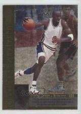 1996 Upper Deck Olympicard Reflections of Gold #RG1 Michael Jordan Olympic Card