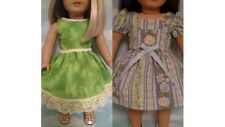 """Dress handmade to fit 18"""" American Girl Doll 18 inch Doll Clothes 27ab"""