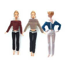 2017 Fashion Doll Dress Beautiful Handmade Party Clothes For Barbie Noble Doll
