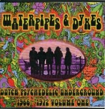 Waterpipes & Dykes-Dutch 60s-70s Psych/Garage CD-Dutch Psych! Various Artists