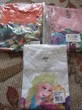CHILD'S TSHIRTS - PICK FROM FROZEN, TMNT, OR MY LITTLE PONY - BNWT