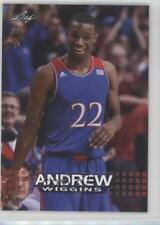 2014 Leaf National Convention #AW-03 Andrew Wiggins Kansas Jayhawks Rookie Card