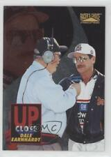 1996 Pinnacle Racer's Choice Up Close with #3 Dale Earnhardt Racing Card