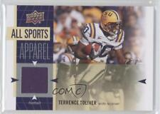 2011 Upper Deck World of Sports All-Sport Apparel #AS-TT Terrence Toliver Card