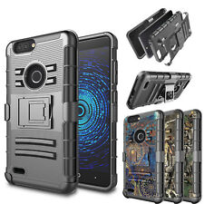 ZTE Blade Z Max Pro 2/Sequoia/Z982 Stand Hard Phone Case Cover Belt Clip Holster