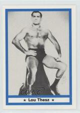 1991 Imagine Wrestling Legends #32 Lou Thesz Card